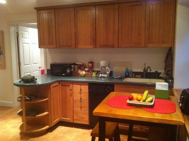 Airbnb : Garden Apartment on S F Peninsula