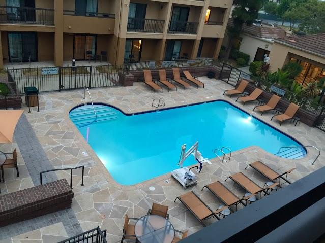 Hôtel : Courtyard Los Angeles LAX/El Segundo